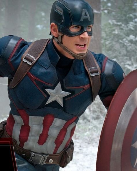 Are You More Like Chris Evans Or Captain America?