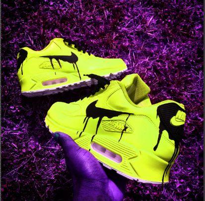 Candy Drip Nike Air Max 90 Customs Thumbnail 2 | Buty