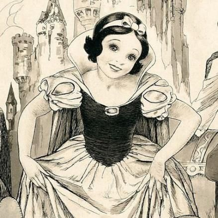 68+ Ideas disney art deco posters snow white for 2019