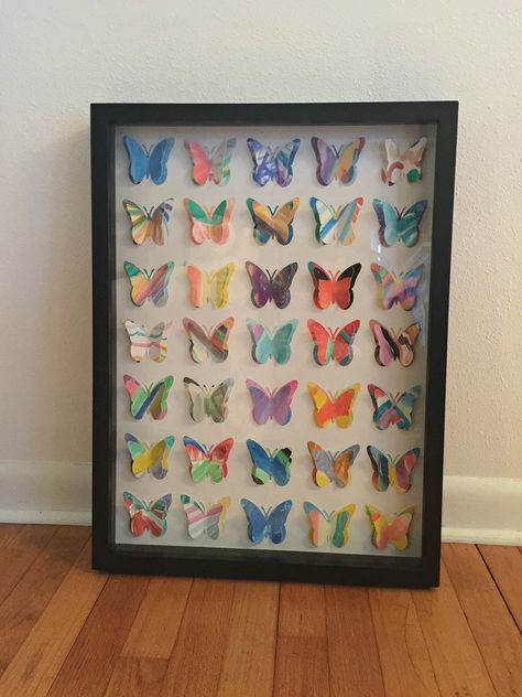 Memory Box Reverse Butterfly Collage Craft Die - Memory Box Reverse Butterfly Collage Craft Die Memory Box Reverse Butterfly Collage Craft Die We Invite You To Cast A Glance At The Simply Brilliant Diy Paper Wall Art Projects Showca