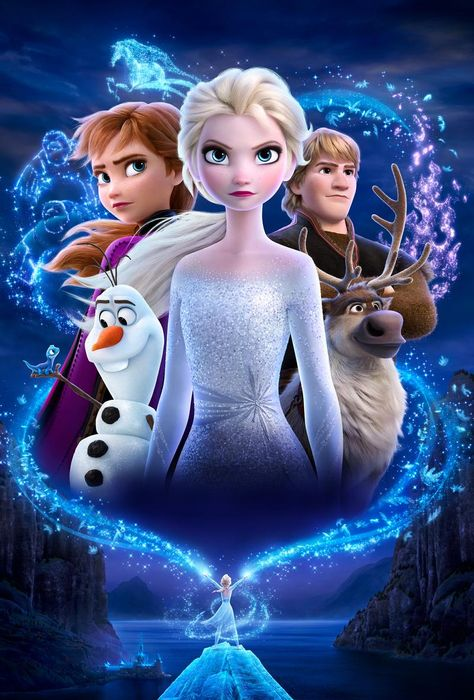 Valeshka En 2020 Imagenes De Frozen 2 Fondo De Pantalla De
