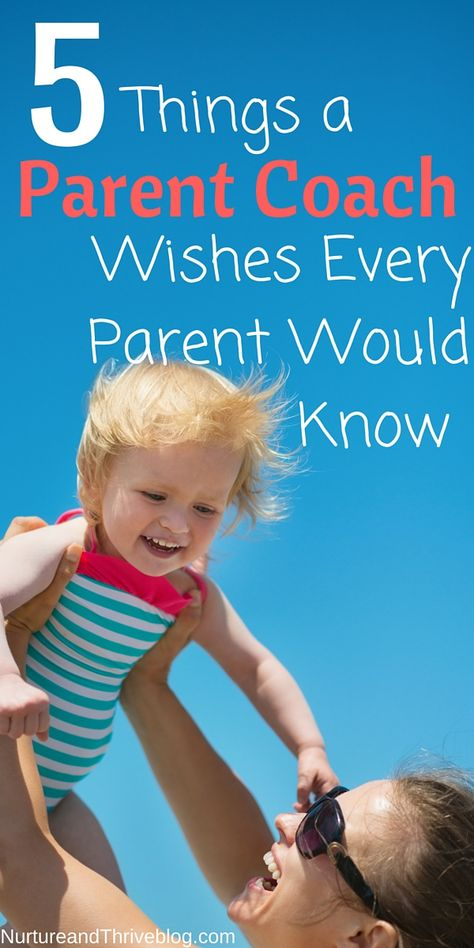 5 Parenting Tips from a Parent Coach