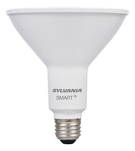 Sylvania Smart Zigbee Soft White Par38 Led Bulb Works With