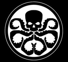 Black And White Hydra Logo