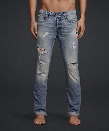 hollister jeans fit