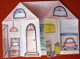 Les 9 Meilleures Images Du Tableau Ideas For Interactive English Notebook  Sur Pinterest | Cours Du0027anglais, La Maison Et Idées