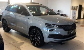Skoda Karoq Sportline 2020 Skoda Upcoming Cars Honda S