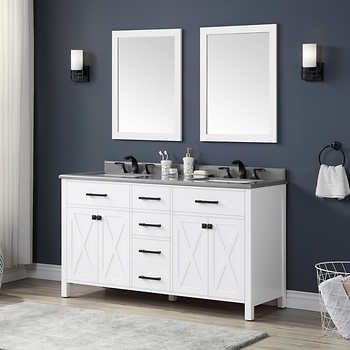 Xeres 60 Vanity With Faucet By Ove