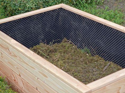 Hochbeet Nach Mass Direkt Vom Hersteller Holzweise In 2020 Hochbeet Garten Hochbeet Rasenboden