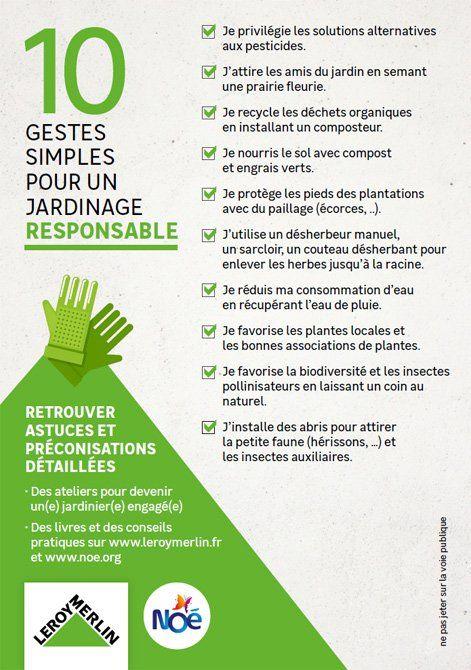 Zéro Glyphosate Leroy Merlin Vous Propose De Jardiner