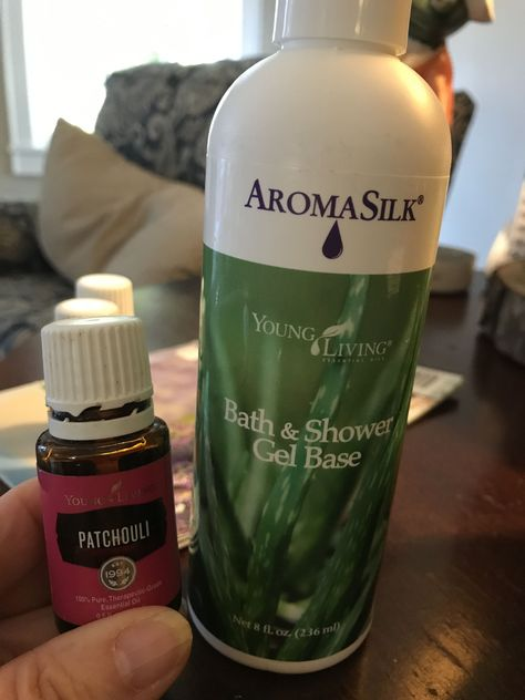 Make Your Own Yummy Shower Gel With Your Favorite Essential Oils I