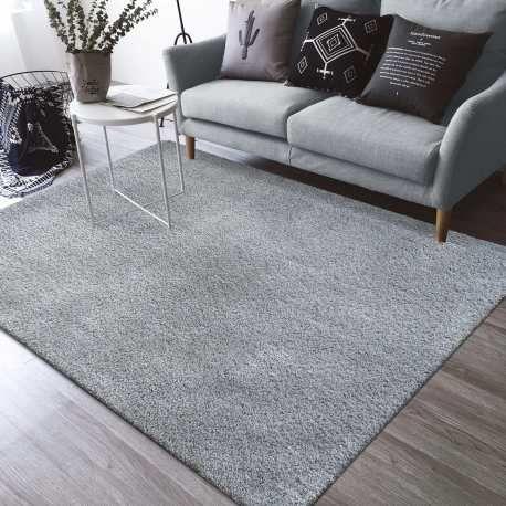 Dywan Pluszowy Alpaca Typu Shaggy Szary Miekki Home Carpets How To Clean Carpet Home Carpet Patterned Carpet