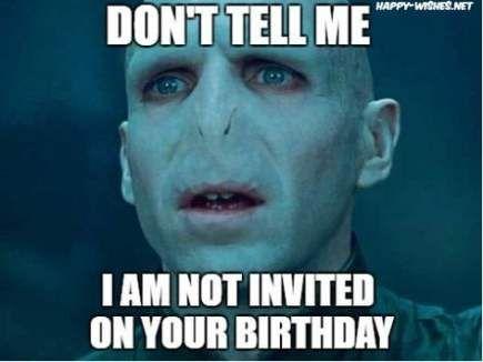 Top 20 Funny Harry Potter Birthday Meme For Potterheads Etandoz Harry Potter Birthday Meme Harry Potter Birthday Quotes Harry Potter Birthday