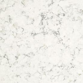 Allen Roth Cosmic Vapor Quartz Kitchen Countertop Sample At