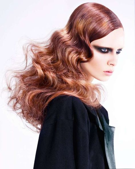 Hair: Adam Bryant and Sharon Peake @ Ethos Hairdressing. Make-up: Mary Jane Frost. Styling: Marika Page.