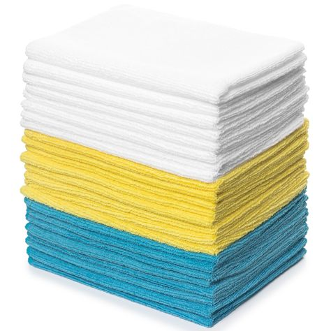 Washable Microfibre Cloth Cleaning