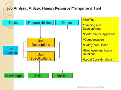 job analysis for human resource management - Google Search For - human resource job description