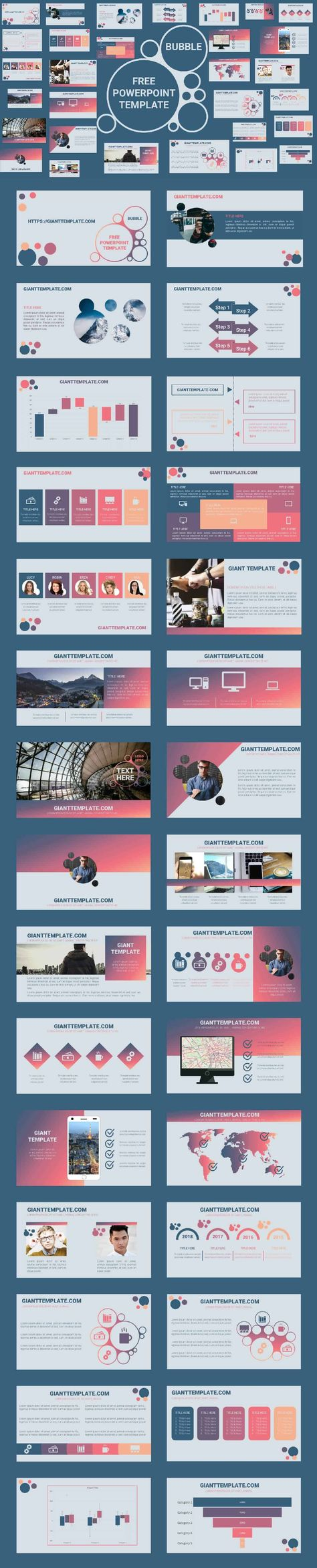 free download morph powerpoint template
