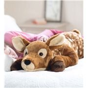Fuzzy Fox Body Pillow   Gifts For Pets & Pet Lovers