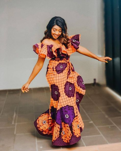 25 Latest and trendy Ankara Styles Collection vol,10