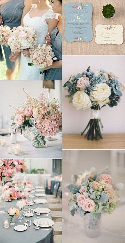 33 Blush Wedding Color Ideas for Your Wedding – ChicWedd Frühlings hochzeit