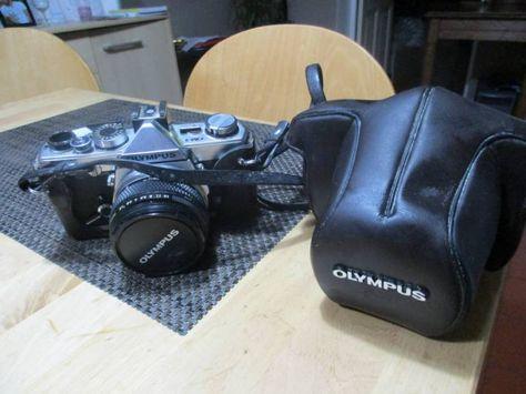 Appareil photo olympus OM1