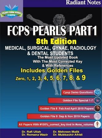 Fcps Pearls Rafi Ullah 8th Edition Pearls Edition Dental