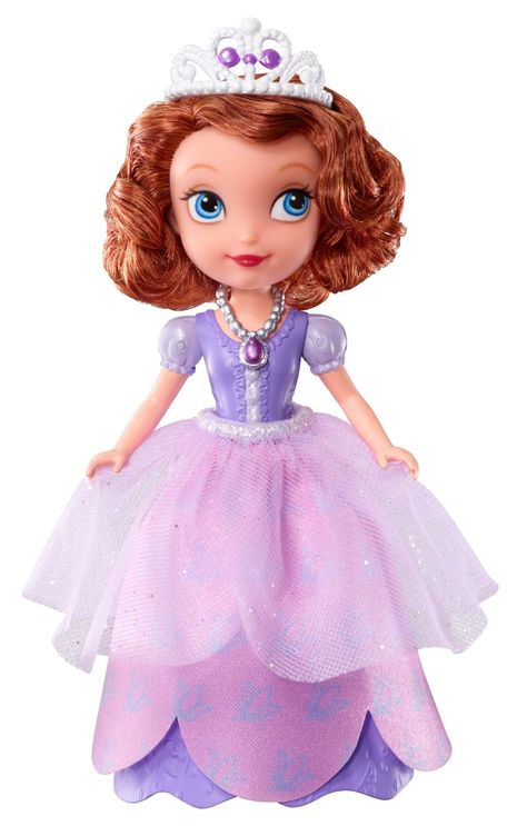 Disney Junior - Sofia the First Singing Doll - MummyConstant
