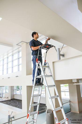 Airdeck Workstation Little Giants Ladder Design