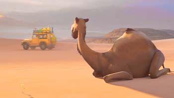 Sahara Um Filme Netflix Animacao Original Animacoes Netflix