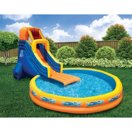 Toys Inflatable Water Slide Water Slides Large Inflatable Pool