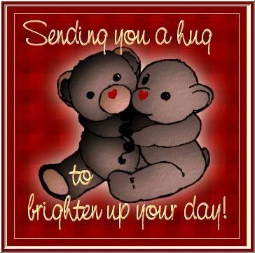 A Great Big Hug From Me To You Hug Quotes Hugs And Kisses Quotes Sending You A Hug