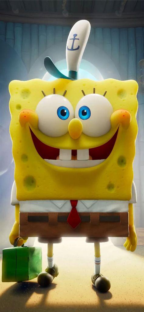 the spongebob movie sponge on the run 2020 4k iPhone 11 Wallpapers