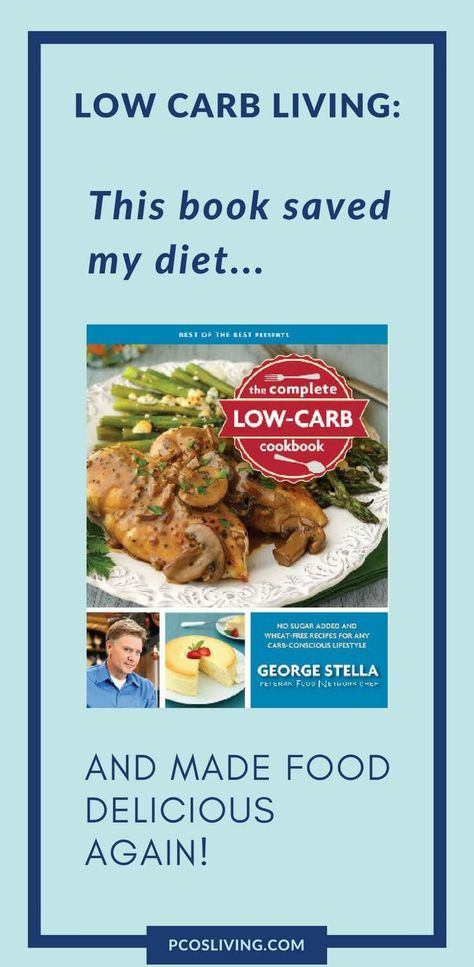 The King Of Low Carb Living George Stella Low Carb Stella