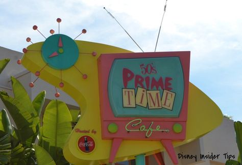 50s Prime Time Cafe Best Place To Eat At Hollywood Studios 2017