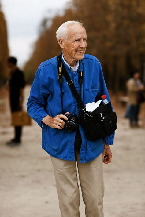 i agree with the sartorialist, the bill cunningham documentary is a must see.