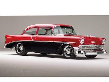 1956 Chevrolet 210 Redefined 1955 Chevy Street Rodder Chevy
