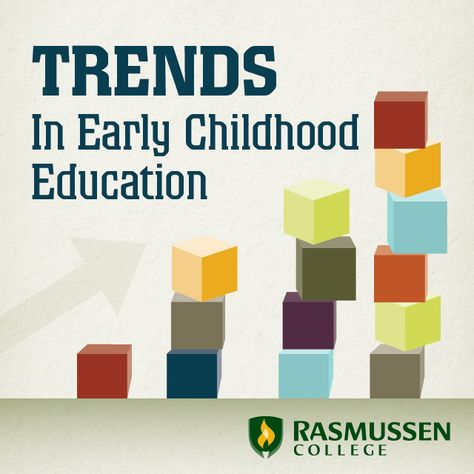 3 Ongoing Trends in Early Childhood Education and How They Impact You - blog post #ece #education #trends
