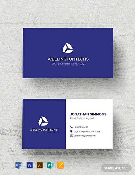 Free Corporate Business Card Template Word Doc Psd Apple Mac Pages Google Docs Illustrator Publisher Business Card Template Word Free Business Card Templates Business Card Template Design