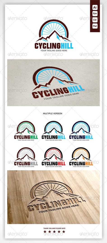 Cycling Logo Template | Cycling Hill