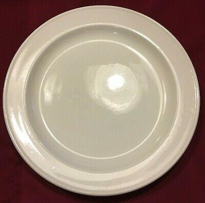 Ebay Ad Link J G Meakin Ironstone White Ice Ironstone 10 3 8 White Dinner Plate England White Dinner Plates Dinner Plates Plates