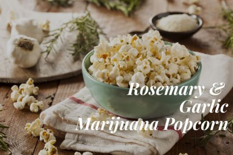 Your taste buds will jump over this simple savory cannabis infused snack! This recipe is ideal for those who do not particularly enjoy the taste of cannabis because the rosemary and garlic really mask the taste of it. Ingredients 10 cups popcorn, popped ¼cupcannabis-butter ¼cup fresh rosemary leaves, finely chopped 3 tablespoons fresh garlic, grated […]</p>