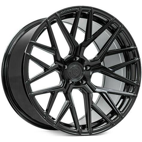 Chrysler 300 Rims In 2020 Rohana Wheels Black Rims Rims For Sale