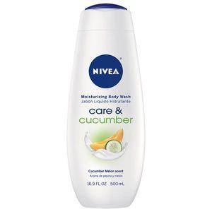 Nivea Care And Cucumber Body Wash 16 9 Oz Body Wash