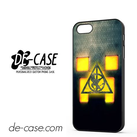 Minecraft Hunger Games Saverus Snape DEAL-7277 Apple Phonecase Cover For Iphone SE Case