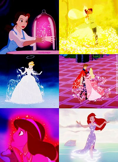 whats a princess without her sparkles?