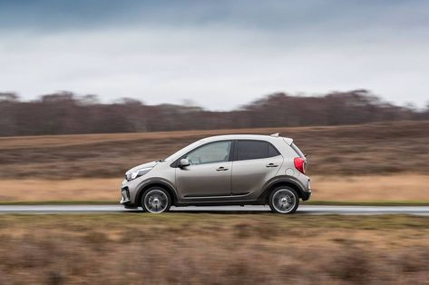 The Kia Picanto X Line A Very Compact Crossover With Heaps Of
