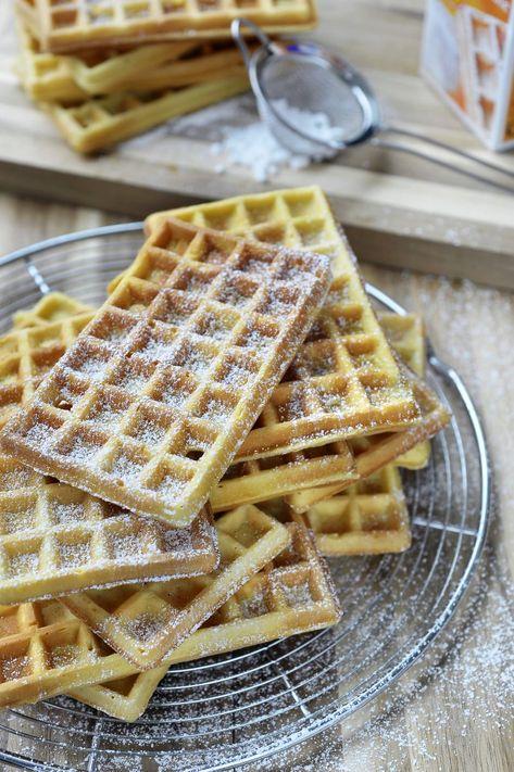 """Het lekkerste recept voor """"Wafels"""" vind je bij njam! Ontdek nu meer dan duizenden smakelijke njam!-recepten voor alledaags kookplezier!"""