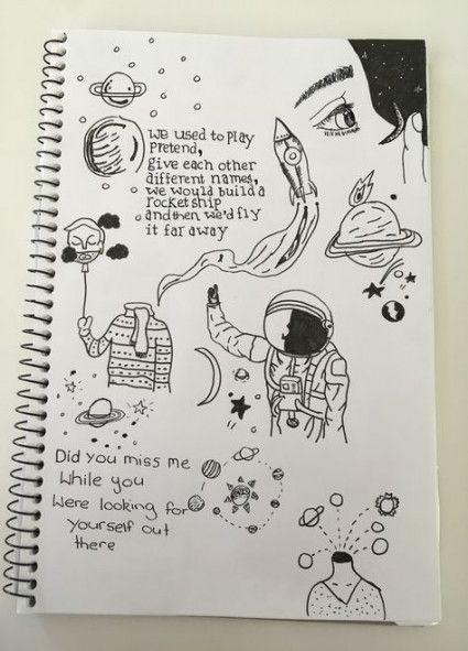 Sketches Tumblr Sketchbook