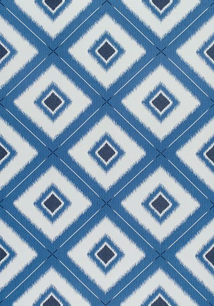 DELRAY DIAMOND, Marine Blue, W80581, Collection Oasis from Thibaut